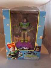 Disney Pixar Toy Story Buzz Lightyear Electronic Talking Bank NRFB 1995 10 inch