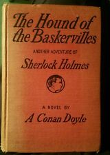 Hound of the Baskervilles 1902 by A. Conan Doyle