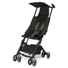 GB 616230013 - Pockit Lightweight Stroller Monument Black