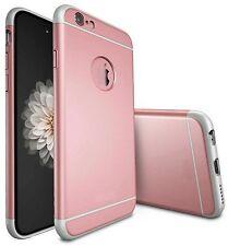 For iPhone Case - Luxury Hybrid Shockproof Hard Thin Back Cover