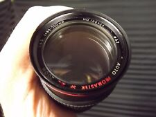 VTG Promaster SP MC Auto Zoom 1:4.5 80-200mm Macro Camera Lens