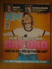 NME 1999 MAY 29 GAY DAD CHARLATANS BLUR GARBAGE OASIS