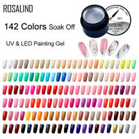 Venalisa 60Color 7.5Ml Soak Off Enamel Gel Polish UV Gel Nail Polish Lacquer Var