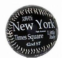 New York Baseball Skyline Souvenir, America, 8 CM, times Square, Little Italy