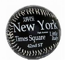 York Baseball Skyline Souvenir, America, 3 1/8in, times Square, Little Italy