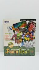 VINTAGE Ulead Systems Photo Express For Windows 95 & NT Brand New Sealed *RARE*