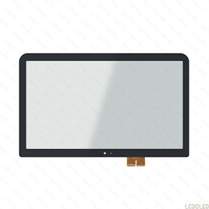 Touch Screen Digitizer Glass Panel for Toshiba Satellite C55t-A5123 C55t-A5222