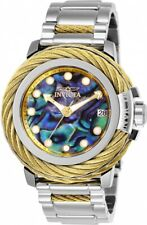 New Ladies Invicta 26592 S1 Rally Automatic Stainless Steel 42mm Watch
