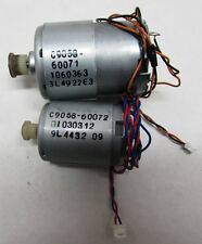 HP OFFICEJET 6500A PLUS PRINTER MOTORS C9058-60071 C9058-60072 - NICE!