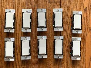 Leviton DZ15SDecora Smart Switch Z-Wave Plus (Lot of 15, White)