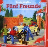 FÜNF FREUNDE - 05-FÜNF FREUNDE UND DAS GEHEIMNIS DES OLDTIMERS; CD 6 TRACKS NEU