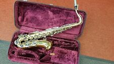 Corton Foreign Tenor Saxophone With Case