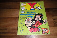 YPS Comic  # 12 mit:  INDIANER (hans Kresse) + Foto-Comic: BLACK BEAUTY  // 1975