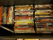 25 Dvd Movie Lot - Collection. Comedy, Action, Romance, Drama, Kid, Family+More