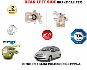FOR CITROEN XSARA PICASSO N68 1999--> NEW REAR LEFT SIDE BRAKE CALIPER