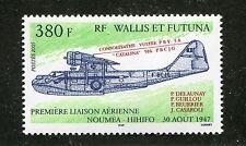 WALLIS & FUTUNA 607, 2005 FIRST FLIGHT, MNH (WAF001)