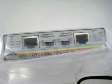 NEW ALLIED TELESYN AT-FS203-10 FS203 FAST ETHERNET SWITCH MEDIA CONVERTER