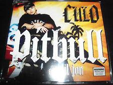 Pitbull Ft Lil Jon Culo Rare Australian 4 Track CD Single - Like New