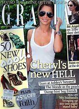 Grazia Uk.Cheryl Cole,Fawn James,Rachel Zoe,Jennifer Aniston,Madonna,iii