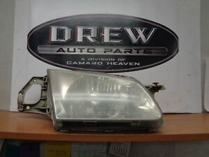 Headlamp Assembly MAZDA PROTEGE Right 99 00