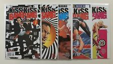 Full run of Kiss Kiss Bang Ban #1-5 CrossGen Comics 2004 Complete DEAL!!!