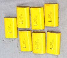 7 NOS Seacor 5600pf @ 30KV DC Capacitors