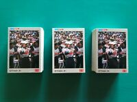 (3) 1991 AW Sports PPG Indy Car World Series Racing Complete 100 Card Sets MINT!