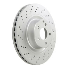 Pagid EBD20261DR Front Brake Discs Kit 2 Pieces 345mm Perforated Vented