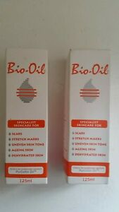 BIO-OIL 125ml SKINCARE OIL (2 BOTTLES)