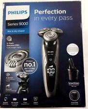 PHILIPS Series 9000 S9711 Rasoir A Tête Rotative Contour Detect & SmartClen/EBGT
