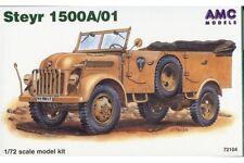 MAC DISTRIBUTION 72104 1/72 Steyr 1500A/01 - Afrika Korps