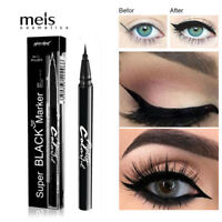 Black Waterproof Eyeliner Liquid Eye Liner Pen Pencil Beauty Makeup Cosmetic