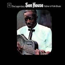 SON HOUSE Father of Folk Blues COLUMBIA RECORDS Sealed 180 Gram Vinyl Record LP