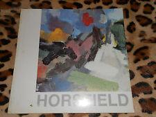 Catalogue d'expo : HORSFIELD - Château Musée de Dieppe, 9 juin-23 septembre 1984