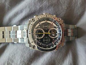 Bulova 98B316 Men's Precisionist Stainless Steel Watch