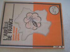 ** L'abeille de France n°518 Prélèvement du miel dans les ruches