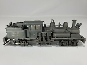 HO TRAINS UNKNOWN MAKER 2 TRUCK SHAY LOCOMOTIVE FROM COLLECTION NEED SOME REPAIR