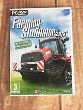 Farming simulator 2013 PC Game VGC