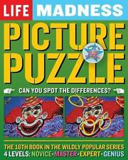 Madness (Life Picture Puzzle)  VeryGood
