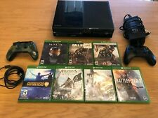 Microsoft Xbox One 500GB Bundle with Games and Controllers