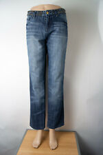 7 For All Mankind A Pocket Straight 13 (32 X 30) Embellished - See Detail