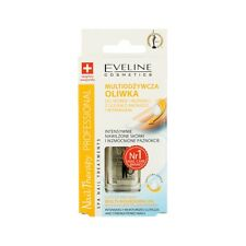 EVELINE CUTICLES AND NAILS MULTI NOURISHING  OIL AND VITAMINS SPA