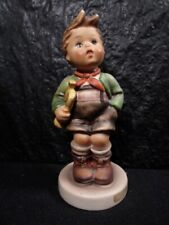 "Hummel Goebel "" Trumpet Boy "" Figurine,  Excellent Condition"
