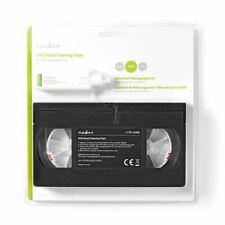 Nedis VHS Head Cleaning Tape 20 ml CLTP100BK