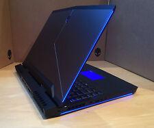 Dell Alienware 17 R4 3.8ghz i7 16 Go, QHD 2560x1440 SSD & 1 To 6 Go nVidia GTX 1060
