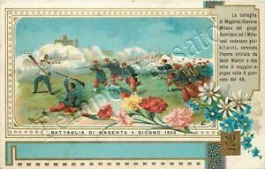 Battaglia di Magenta per la liberazione di Milano - 1859