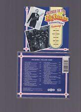 (0-0) RARE Sounds Of The Big Bands volume 3 Tommy Dorsey, Benny Goodman CD ALBUM