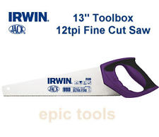 "Irwin Jack 880 8-TPI Universel Main Panel 20/""//500mm Bois Scie Pack De 20"