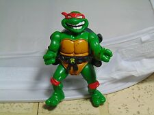 Teenage Mutant Ninja Turtles Raphael 1991 Collectible City Sewer Shell Playmates