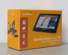 Garmin Navigationsgerät DriveSmart 50 LMT-D EU